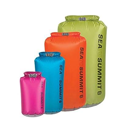 Amazon.com   Sea to Summit Ultra-SIL Dry Sack - Orange 2L   Sports ... e8e7e777a