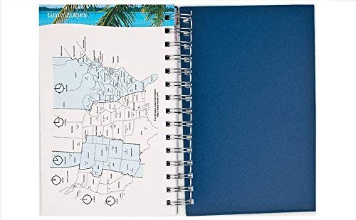 Mead Tropical Undated Daily Planner