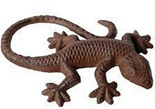 Thorness Decorative Cast Iron Lizard