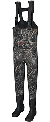 Men's Chest Waders Winchester Wolf Creek 2 Neoprene 3.5MM / 600 Gram Max 5 Regular Fit Men's Size 13 ONLY Available