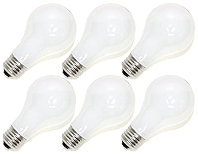 GE 97492 - 25 Watt Soft White Light Bulbs