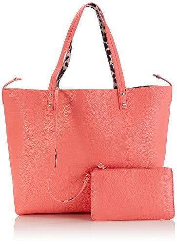 Compra Rot de Geran Rojo Mujer sintética Bolsa Elle Fornarina Piel la G800 de 4qnZAwOUf