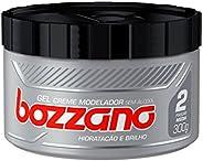 Gel Bozzano Creme Modelador Hidratação e Brilho 300g, Bozzano, 300 G