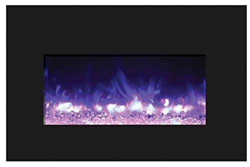 Cheap Amantii INSERT-30-4026-BG-EMBER Insert Series Electric Fireplace Ember Media Kit 30-Inch Black Friday & Cyber Monday 2019