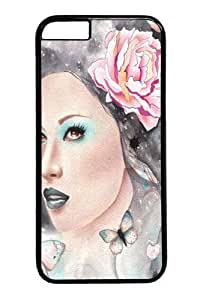For SamSung Galaxy S6 Phone Case Cover -Eyed Polycarbonate Hard Case Back For SamSung Galaxy S6 Phone Case Cover Black