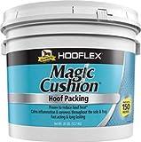 W F Young Pet 689164 Absorbine Hooflex Magic Cushion Hoof Packing, 28 lb