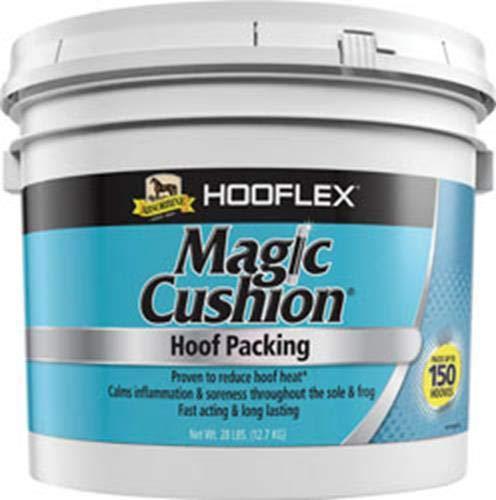 - W F Young Pet 689164 Absorbine Hooflex Magic Cushion Hoof Packing, 28 lb