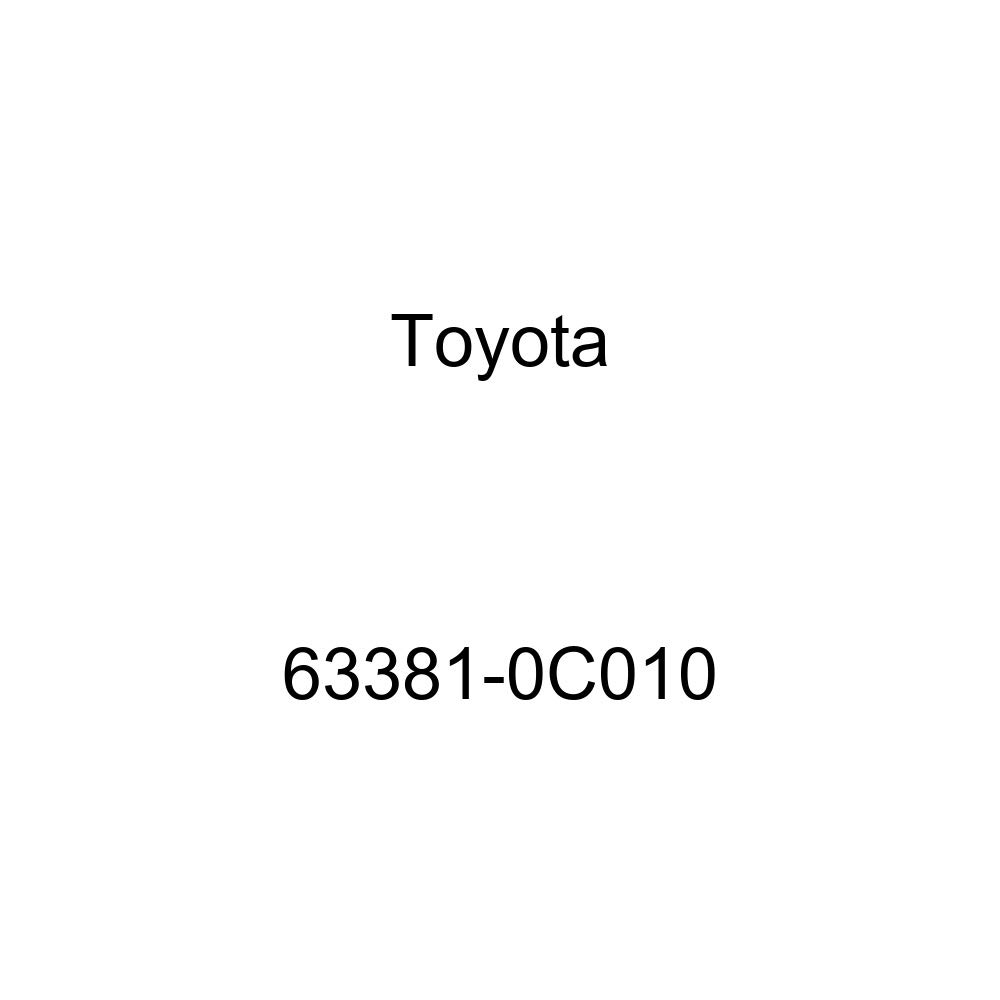 Toyota Genuine 63381-0C010 Roof Headlining Trim Retainer
