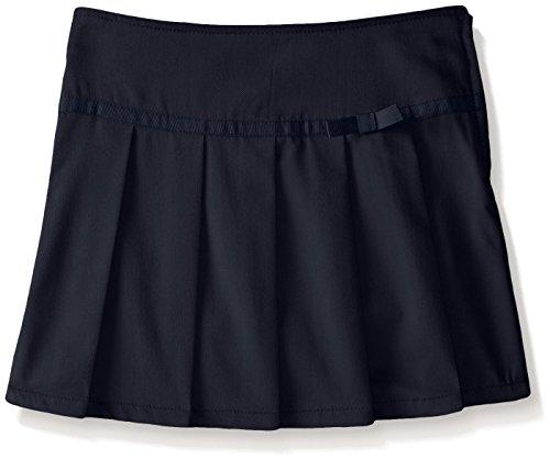 Uniform Navy Pleated Skirt - 8