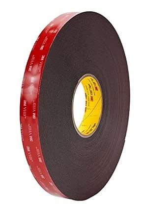 "3M VHB Heavy Duty Mounting Tape 5952, 0.75"" width x 5yd length (1 Roll)"