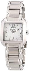 Tissot Women's T02128582 T-Wave Stainless Steel Bracelet Watch