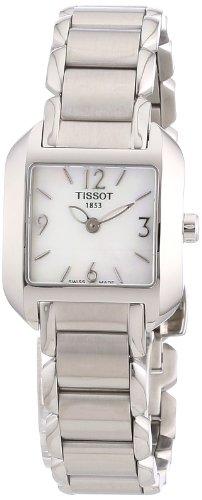 (Tissot Women's T02128582 T-Wave Stainless Steel Bracelet Watch)