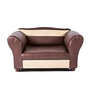 Amazon.com: KEET Sofá Mini cama para mascotas, S: Mascotas