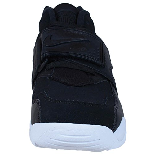 Nike Jordan Mens Melo M9 Scarpa Da Basket Nero / Nero-bianco
