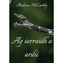 Ag iarraidh a ardú (Irish Edition)