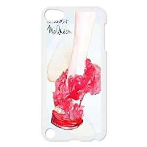 Clzpg New Design Ipod Touch 5 Case - High-heeled diy plastic case