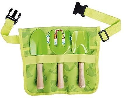 Amazon.com : Esschert Design USA KG108 Children\'s Garden Apron with ...