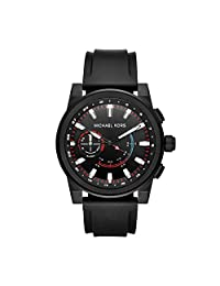 Michael Kors Access MKT4010 Smartwatch para Hombre, color Negro