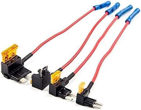 Yunique Deutschland 4 Stück Schaltung Adaptersicherung Für Atc Sicherungen Ats Micro2 Mini Spielzeug