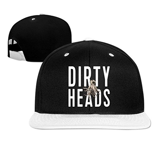 Red Monkey Caps (Snapback Clean Up Adjustable Baseball Cap The Dirty Heads Hip Hop Hat and Cap)