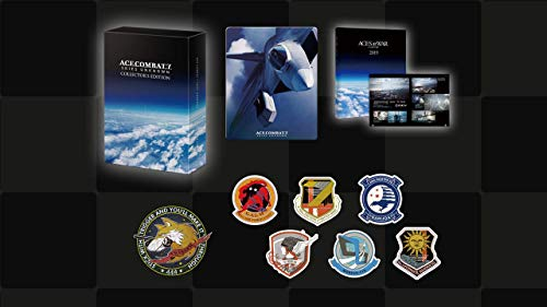ACE COMBAT 7: SKIES UNKNOWN COLLECTOR′S EDITION