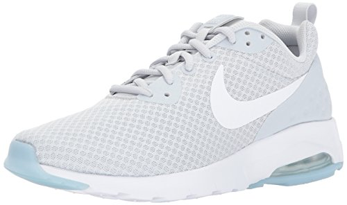 NIKE Women's Air Max Motion LW Running Shoe, Pure Platinum/White, 9 B(M) US - Nike Womens Tennis