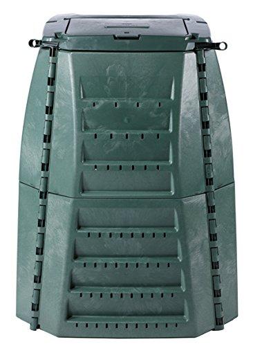 térmica de Star compostador 400 L, verde: Amazon.es: Jardín
