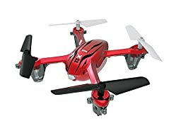 Syma X11 R/C Quadcopter - Red