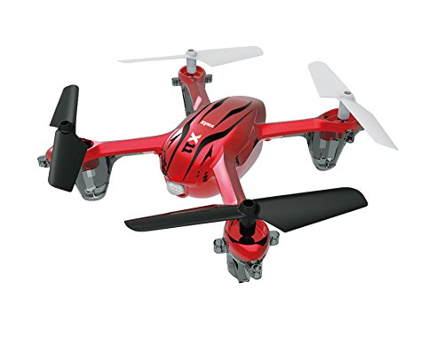 Syma X11 R/C Quadcopter – Red