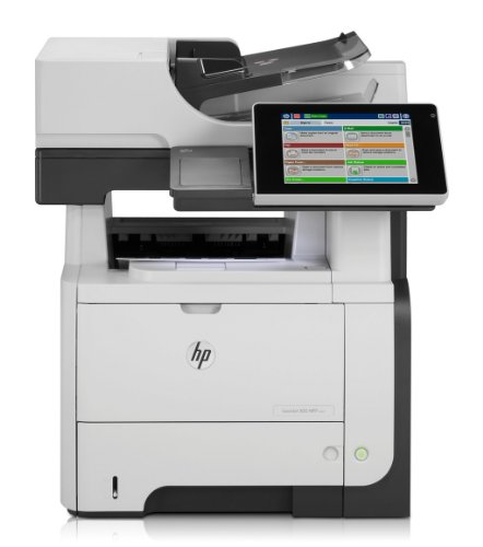 HP LaserJet Enterprise 500 MFP M525f – Impresora multifunción (Laser, Mono, Mono, 42 ppm, 1200 x 1200 DPI, PCL 5c, PCL 6…