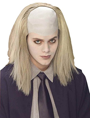 [Forum Novelties Men's Rocky Horror Picture Show Riff Raff Wig, Blonde, One Size] (Male Costumes Rocky Horror)