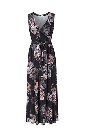 BEAUTIFUL-LIFE Summer Dresses Summer Dresses for Women Maxi Dresses Maxi Dresses (XX-Large, ()