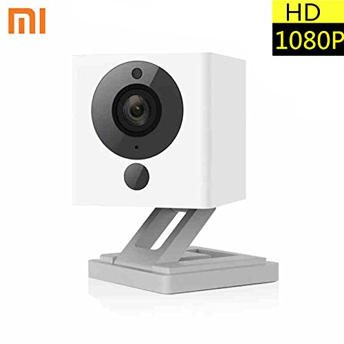Original Xiaomi XiaoFang 110 Deg F2.0 8X Digital Zoom 1080P Night Vision WiFi IP Smart Network Surveillance Camera Mini Camera