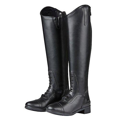 Saxon Ladies Syntovia Tall Field Boot 10 X-Wide
