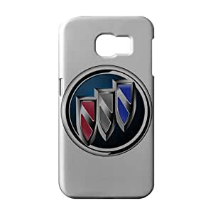 WWAN 2015 New Arrival buick 3D Phone Case for Samsung S6