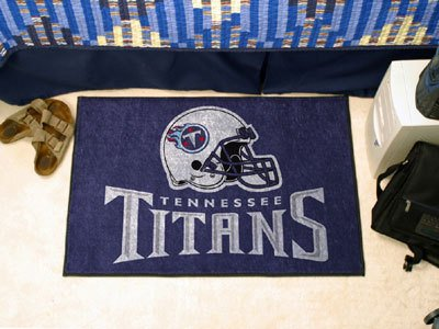 Fanmats Tennessee Titans 20x30 Starter Rug