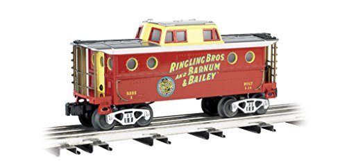 Bachmann Industries Ringling Bros. and  Barnum & Bailey for sale  Delivered anywhere in USA