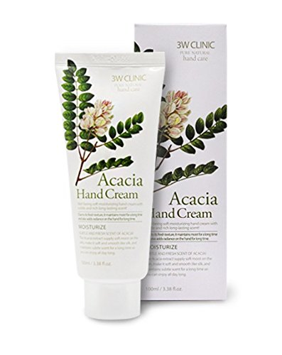 3w-clinic-acacia-hand-cream-for-man-and-woman-hand-nail-creams-for-dry-skin-body-skin-care