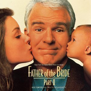 Father Of The Bride Part II Soundtrack Edition (1995) Audio CD (The Father Of The Bride 2 Soundtrack)