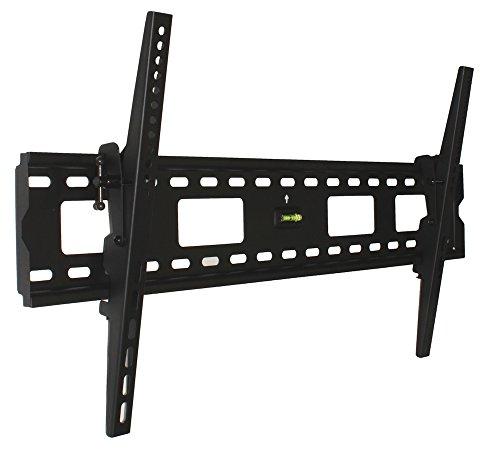 MyCableMart TILT ONLY Heavy Duty Wall Mount Bracket 42-80''