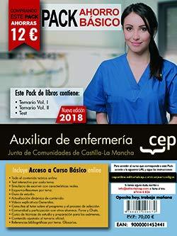 Pack ahorro básico. Auxiliar de enfermería junta de comunidades castilla. La mancha: Amazon.es: Vv.Aa, Vv.Aa: Libros