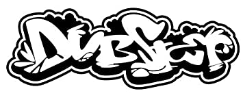 Dubstep Graffiti Hip Hop Rap Dance Cœur Vie Enfants Home