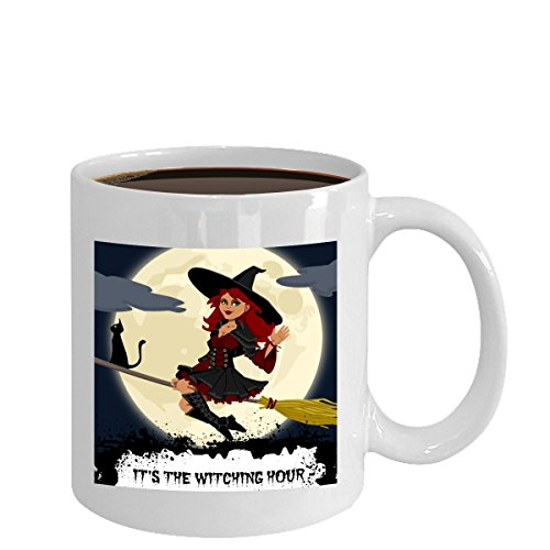 (It's The Witching Hour)