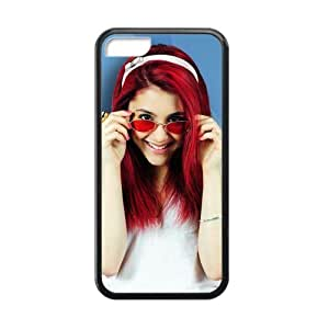 Andre-case CASECOCO Ariana Grande Series bzOkzBLvaBC Black case cover&Cover for iPhone 6 4.7''