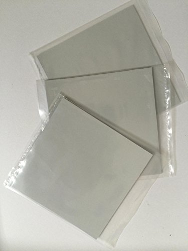 Thermal Conductive Pad (100x 100mm) Thickness Widely Available(0.5mm - 5.0mm) Silicone Filled in Fine Ceramics Powder Thermal Conductivity 3.5W/mk Soft Flexible Adaptable (0.5mm+1.0mm+2.0mm 3pcs Set) by TAIHEIYO (Image #2)'