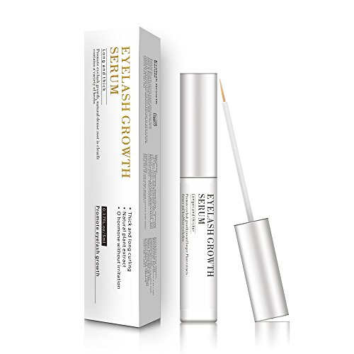 Eyelash Growth Serum,Natural Plant Extracts Make Your Lashes Longer and  Thicker,Brow Enhancing Serum 5 ml