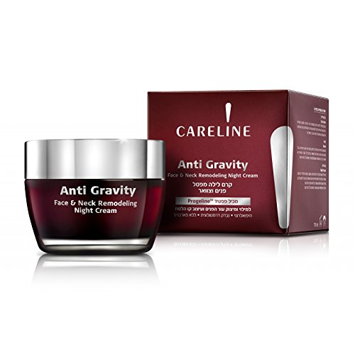 Carline Anti Gravity, Night Cream Face and Neck Statue