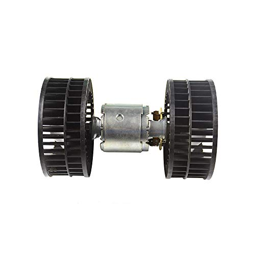 SHOWSEN PM9287X HVAC AC Heater Blower Motor W/Fan Cage Fit Mercedes-Benz 260E 300CE 300D 300E 300TD 300TE 400E 500E E300 E320 E420 E500 ()