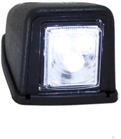 4 x 3 SMD LED Wei/ß Dachleuchte Begrenzungsleuchte Seitenleuchte 12V 24V mit E-Pr/üfzeichen Positionsleuchte Auto LKW PKW KFZ Lampe Leuchte Licht Front