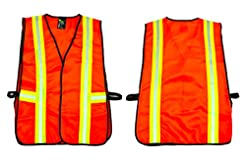 G & F 41113 Industrial Safety Vest with ...